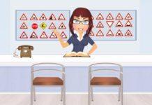 Teoritentamen førerkort 15 spørsmål